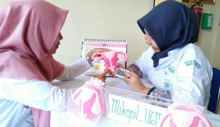 Mikopil, Inovasi Alat Peraga KB Pil Karya Mahasiswa UGM