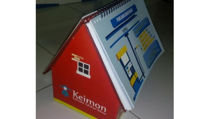 KEIMON, Kalender Edukasi Motor