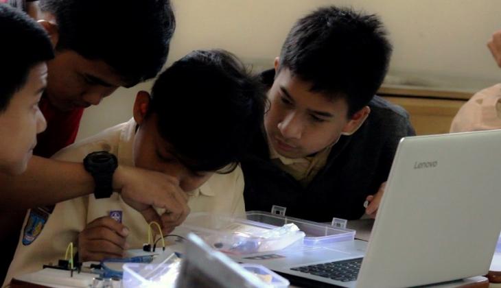 Eldukit, Media Pengenalan Programming Menuju Indonesia Melek Teknologi