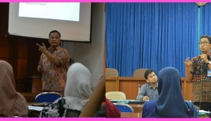 Fakultas Biologi Sambut Dua Doktor dari LN
