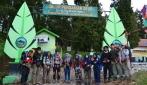 Calon Anggota Mapagama Lakukan Pengabdian Masyarakat di Lereng Merbabu