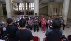 Ratusan Dosen UGM Nyatakan Dukungan Tolak Hak Angket KPK