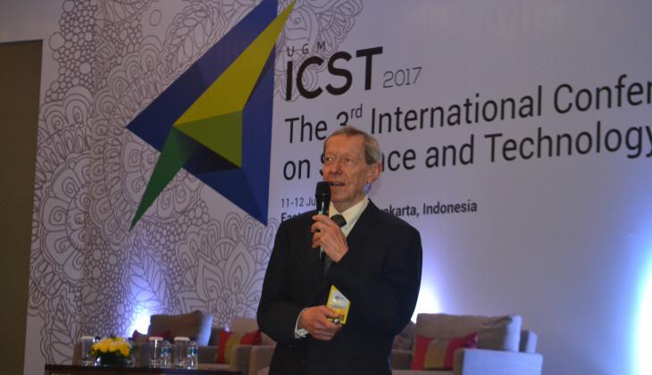 Ratusan Peneliti Hadiri Konferensi Internasional Sains dan Teknologi