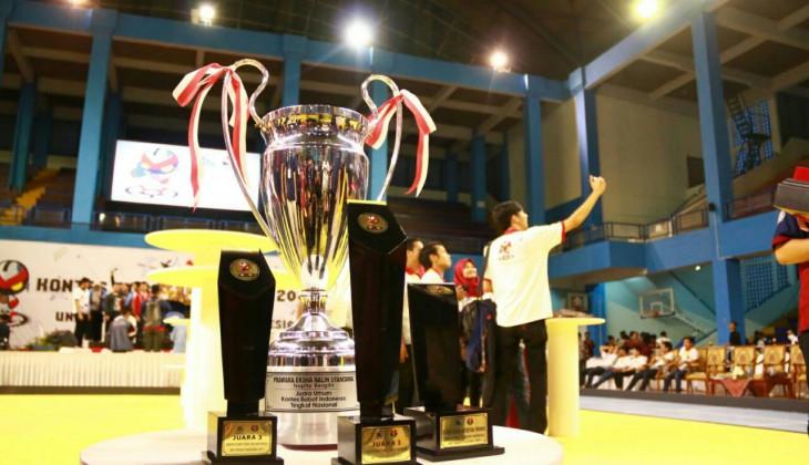 GMRT Juara Umum Kontes Robot Indonesia 2017