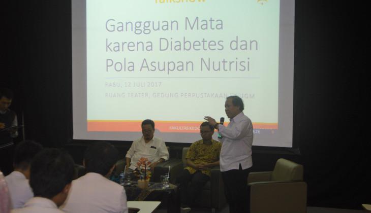 Penderita Diabetes Berisiko Alami Kebutaan