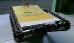 ARBAIN, Robot Monitoring Tanaman Jagung Karya Mahasiswa UGM