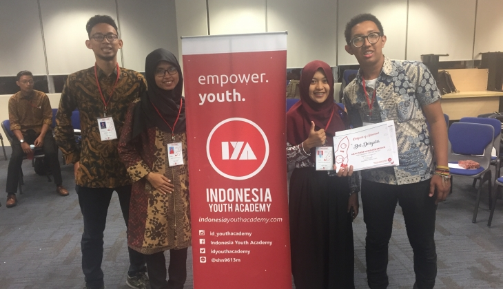 Mahasiswa UGM Meraih Best Delegate Kompetisi Start Up ASEAN