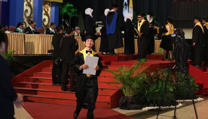 UGM Mewisuda 1.047 Lulusan Program Pascasarjana
