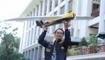 Rasayana, Robot Terbang UGM Yang Berhasil Menaklukan Langit Turki