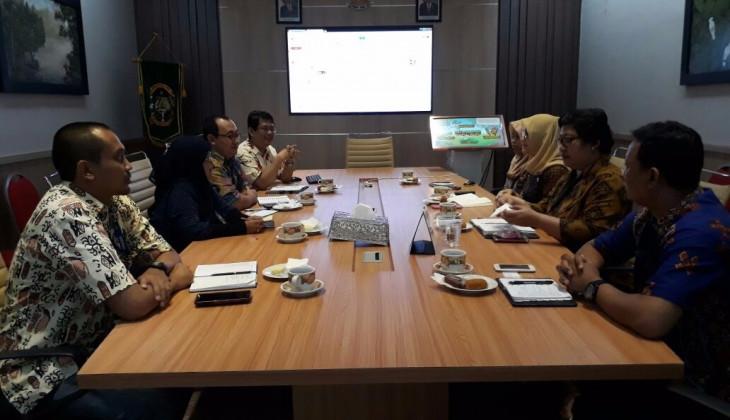 Fakultas Biologi UGM dan Taman Pintar Yogyakarta Jajaki Kerjasama Pengembangan Museum