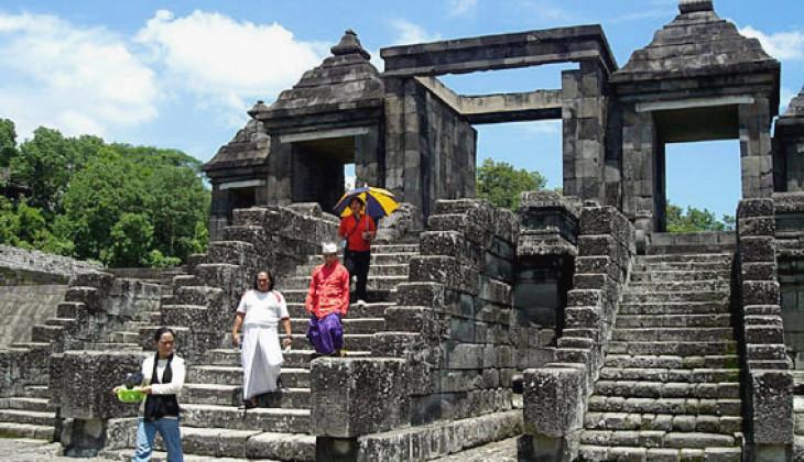 Pengelolaan Pariwisata Kraton Ratu Boko Belum Optimal