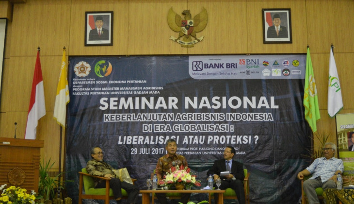 Agrobisnis Indonesia, Hendak Liberalisai atau Proteksi?