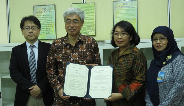 Fakultas Biologi UGM dan Yamagata University Jalin Kerja Sama
