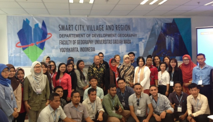 Fakultas Geografi UGM Gelar Summer Course Smart City
