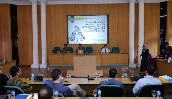 Peserta APO dari 19 Negara Mempelajari Strategi Peningkatan Kualitas UGM