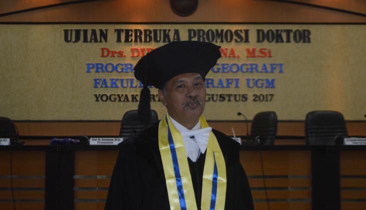 Alih Fungsi Lahan Tingkatkan Laju Erosi Sub DAS Ngujung Jawa Timur