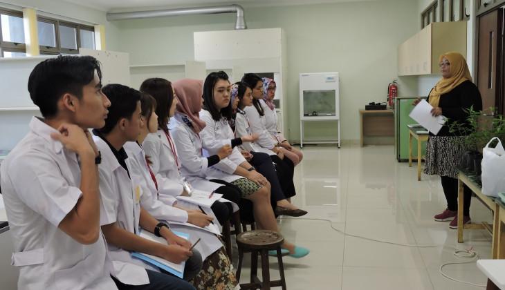 Mahasiswa Jepang Mengikuti Summer Course di UGM