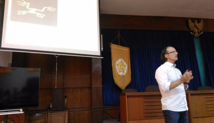 Potensi Penelitian Herpetofauna di Indonesia Tinggi
