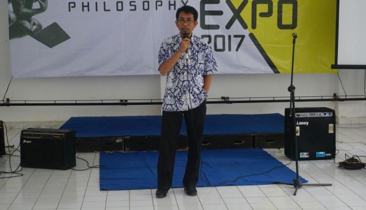Fakultas Filsafat Gelar Philosophy Expo 2017