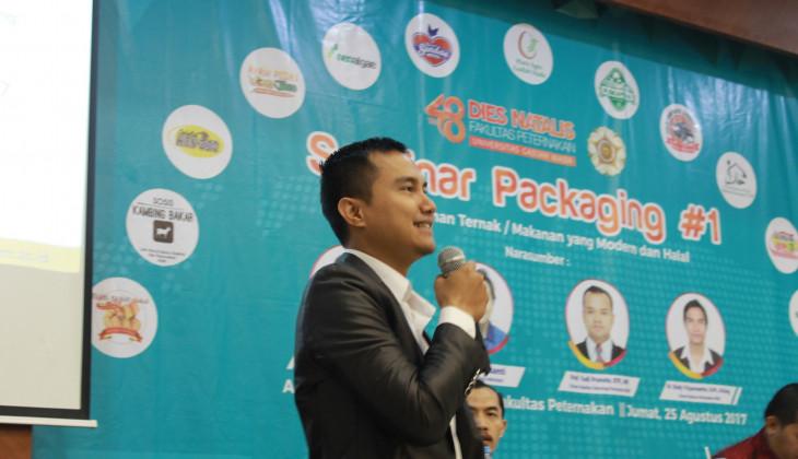 Fakultas Peternakan Gelar Seminar Pengemasan dan Persiapan Pengajuan Sertifikat Halal