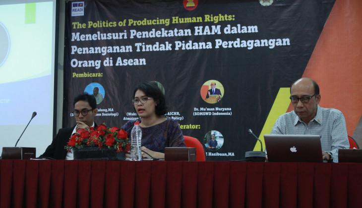 Modus Perdagangan Manusia di ASEAN Semakin Beragam