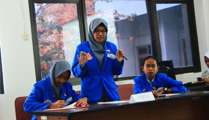 Universitas Gadjah Mada Satmenwa Ugm Menyelenggarakan Lomba Debat
