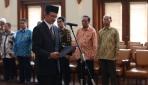Rektor UGM Melantik Nizam sebagai Dekan Fakultas Teknik