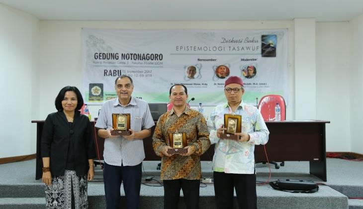 Diskusi Buku Epistemologi Tasawuf