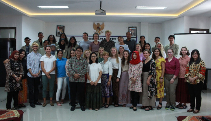 Mahasiswa Amerika Mempelajari Sejarah Agama di Indonesia dalam Program SIT