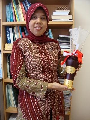 Dosen UGM Terima Penghargaan Adhikarya Pangan Nusantara dari Presiden