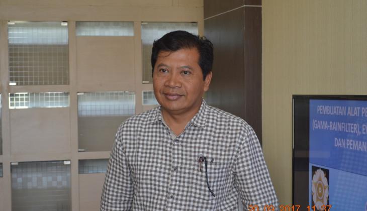 Agus Maryono: Kelola Air Hujan Solusi Kekeringan