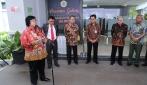 Menteri Lingkungan Hidup Resmikan Klinik Lingkungan dan Mitigasi Bencana UGM