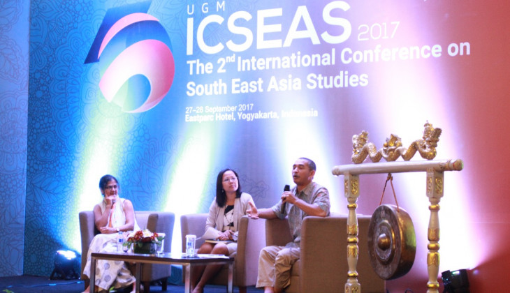 UGM Menyelenggarakan International Conference on South East Asia Studies