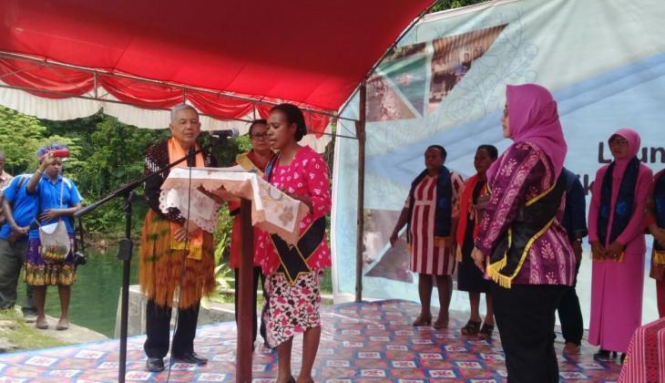 Srikandi Sungai Papua Barat Resmi Diluncurkan