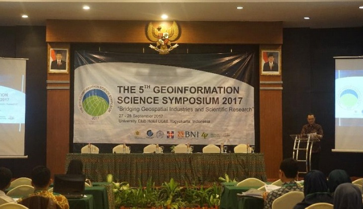 "Fakultas Geografi UGM Gelar ""The 5th Geoinformation Science Symposium 2017"""