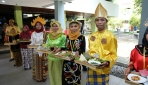 UGM dan BEKRAF Menyelenggarakan Konferensi dan Pameran Kuliner Indonesia