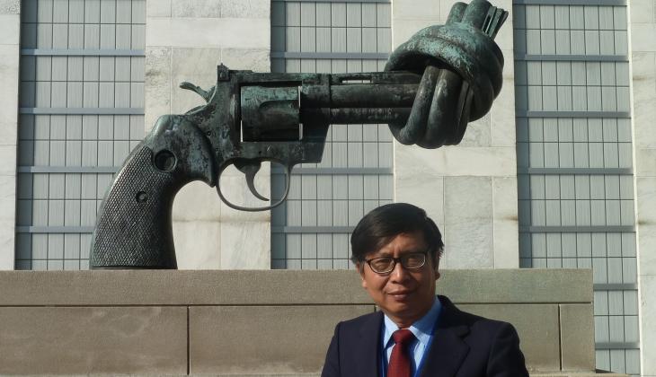 Menengok Peran UGM Dibalik Penghargaan Nobel Perdamaian 2017