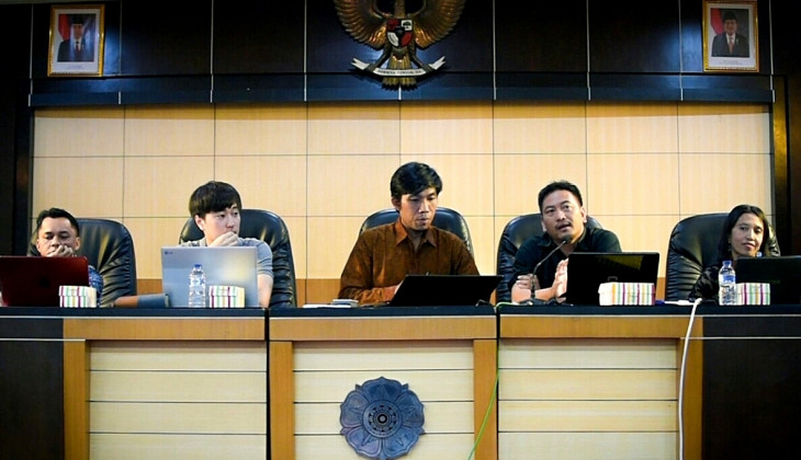 Fakultas Kehutanan Menyelenggarakan Kuliah Tamu Fitogeografi Pohon