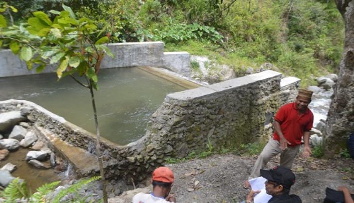 UGM Membangun PLTMH di Pelosok Sulawesi Tengah
