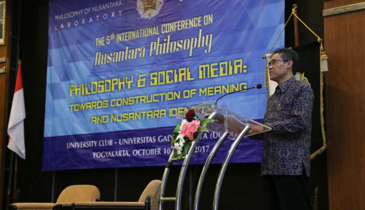Media Sosial Berperan Penting dalam Pengembangan Filsafat Nusantara