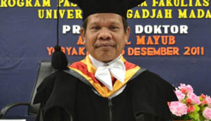 Ciptakan Program E-learning Fisika Interaktif, Dosen Universitas Bengkulu Raih Doktor