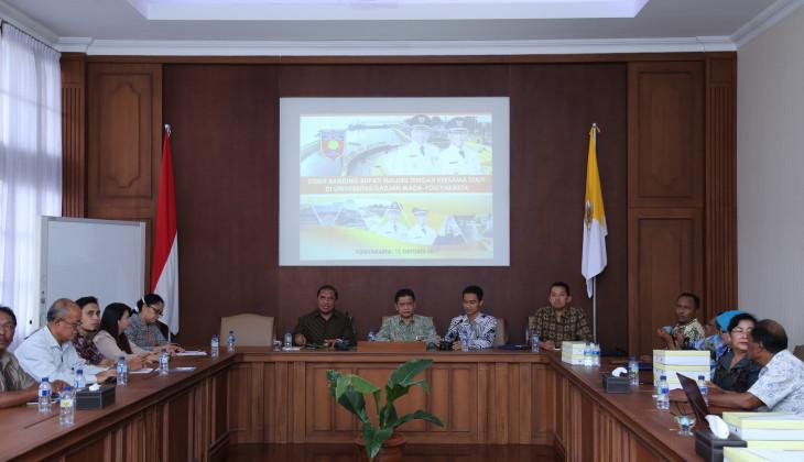 Rintis Kerjasama, Kabupaten Maluku Tengah Kunjungi UGM
