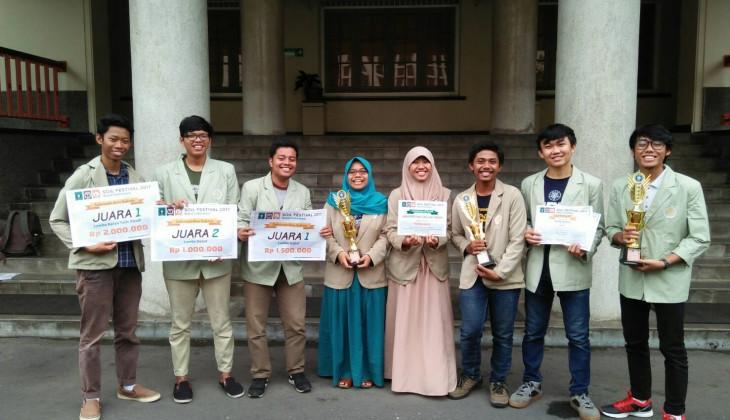 UGM Juara Umum Soil Festival 2017 Karst Indonesia