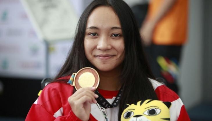Mahasiswa UGM Sumbangkan Emas di ASEAN ParaGames 2017