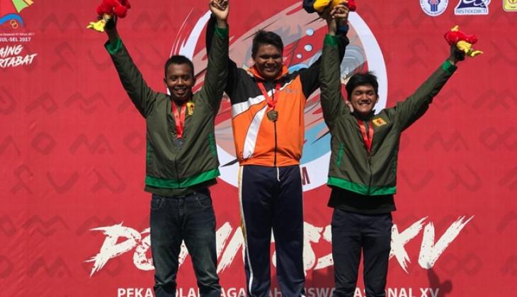 Tim Selam UGM Raih Dua Medali di POMNAS 2017