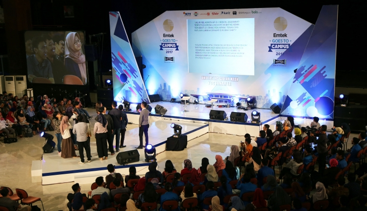 EGTC Hadir di UGM