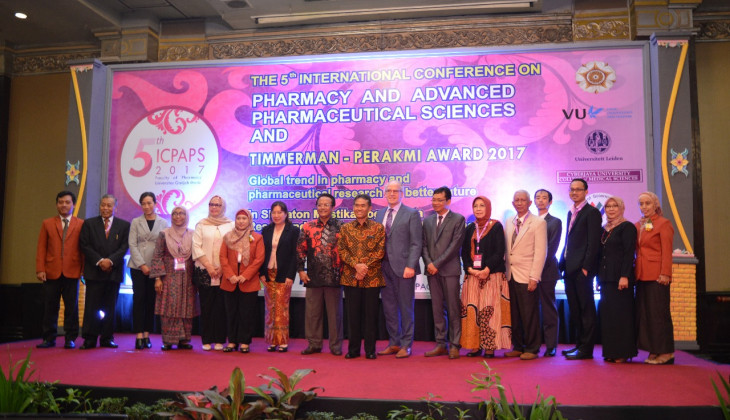 UGM Menyelenggarakan The 5th International Conference on Pharmacy and Advanced Pharmaceutical Sciences