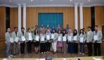 Enam Belas Mahasiswa UGM Menerima Beasiswa dari Mitsubishi UFJ Foundation