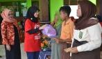 DWP UGM Gelar Bakti Sosial di Desa Terong