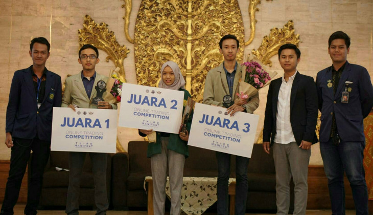 Mahasiswa UGM Juarai The 3rd Management Finance Festival